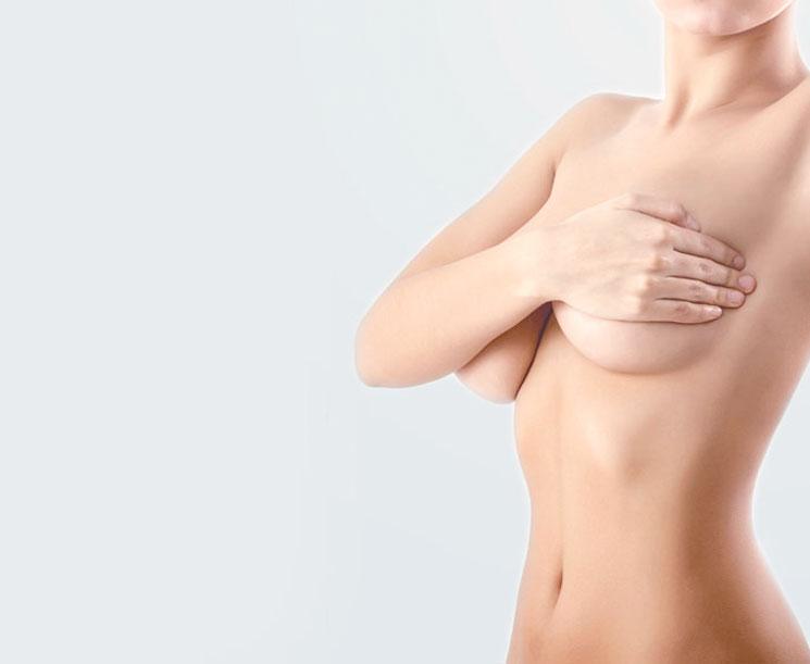 Cirugía de levantamiento de pechos